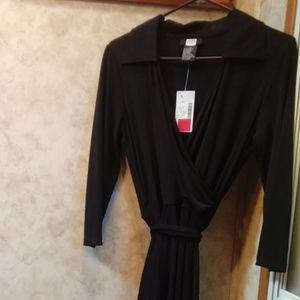Dresses - 🛍️NWT🛍️ New Black cocktail dress